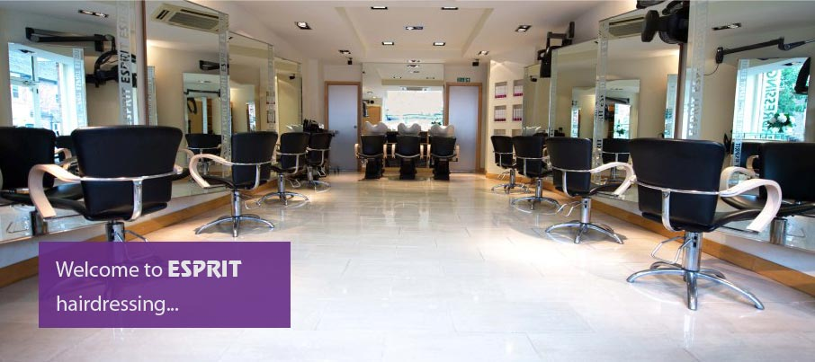 ESPRIT Hairdressing: Call now to make a booking on 01483 422688